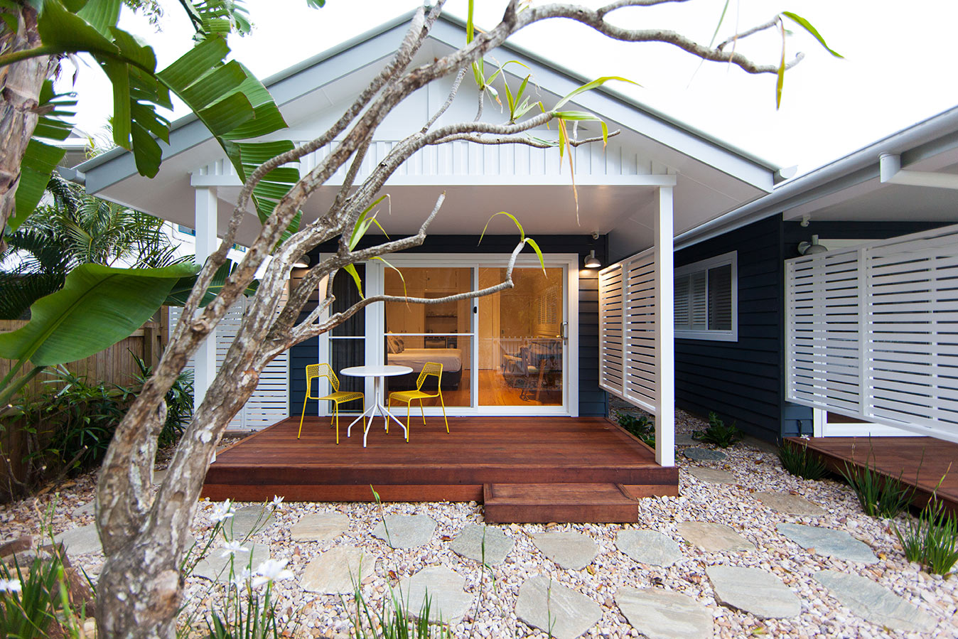 The Beach Shack – Boutique Accommodation Byron Bay